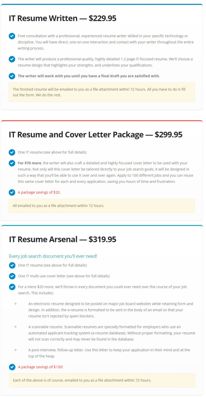 Tech-IT-Resume-Review