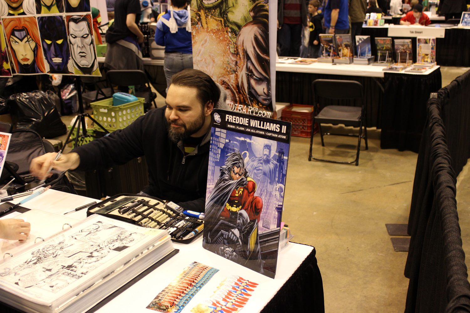 St Louis Comic Con Review A First Timer's Wizard World