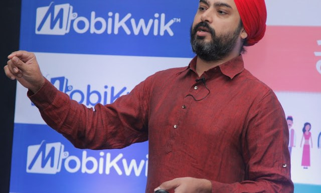Bipin Preet Singh, Mobikwik