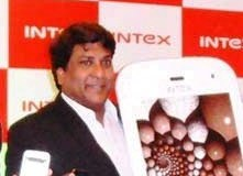 Narendra Bansal, Intex Technologies