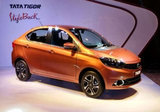 Tata Tigor, Car,