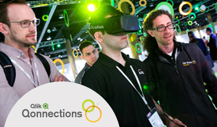 Qonnections, Conference 2017, Qlik, Partner, Developers,