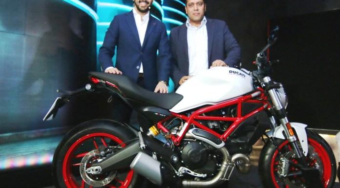 Ravi Avalur, Ducati India