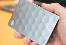 Seagate Backup Plus, Ultra Slim Drive