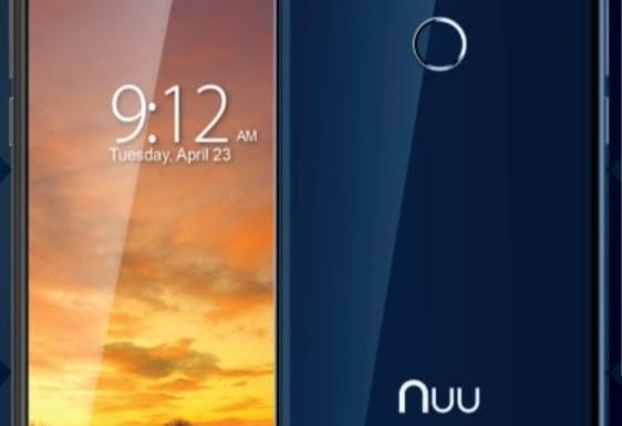 Nuu Mobiles Q626
