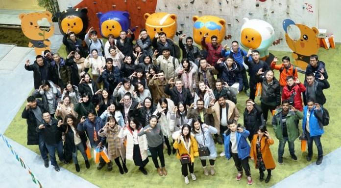 Cheetah Mobile Holds Annual Cm Design Global Designer Meetup
