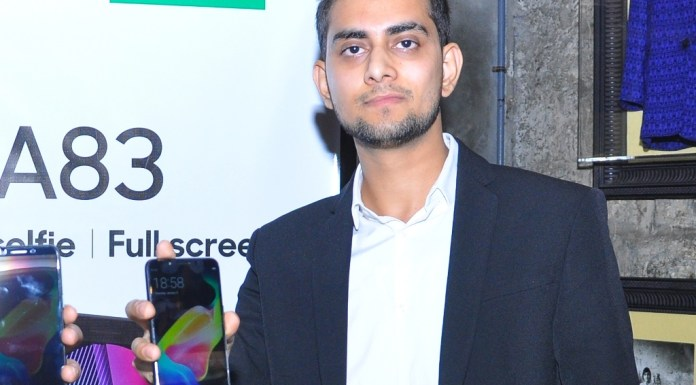 Suhail Mohammad, OPPO A83