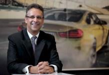 Vikram Pawah, BMW