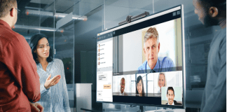 avaya CU360 all-in-one video collaboration unit