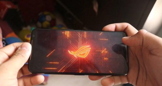 ASUS ROG Phone II review ReviewStreet