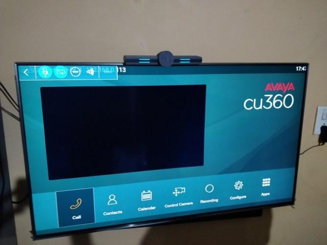 CU 360 interface