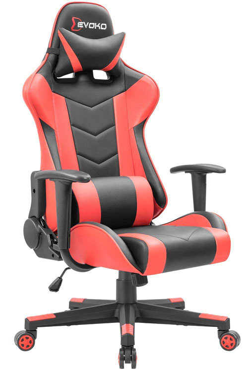 ergonomic chair pros retro patio chairs devoko gaming detailed review with and cons comfortable but inexpensive
