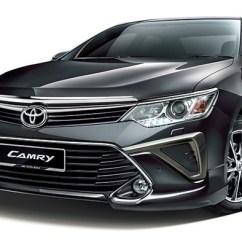 All New Camry Harga Kekurangan Grand Veloz Mobil Toyota 2017 Review Terbaru 2018