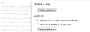 Block JavaScript Image