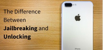 Difference Between Jailbreaking and Unlocking Image