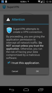 SuperVPN VPN CLient