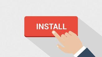 install image