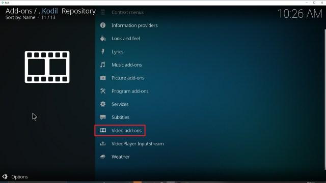 Step 21 Installing YouPorn addon on Kodi