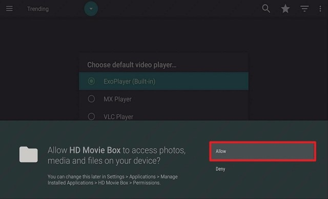 Step 15 Install HD Movie Box APK on Firestick