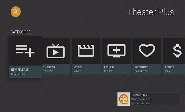 Step 16 Install Theater Plus APK on Firestick