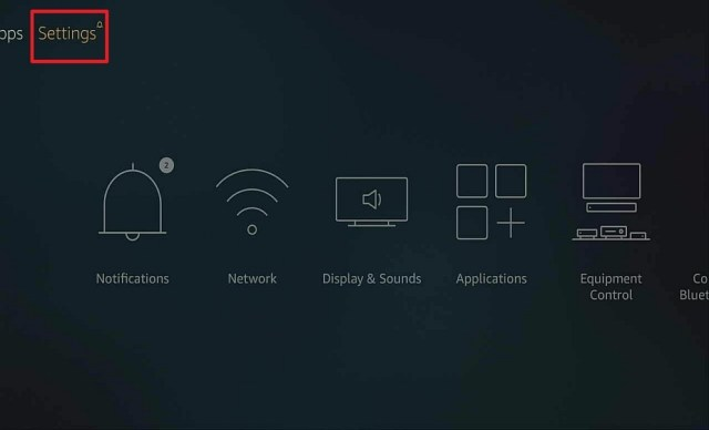 Step 1 Auto update apps on firestick