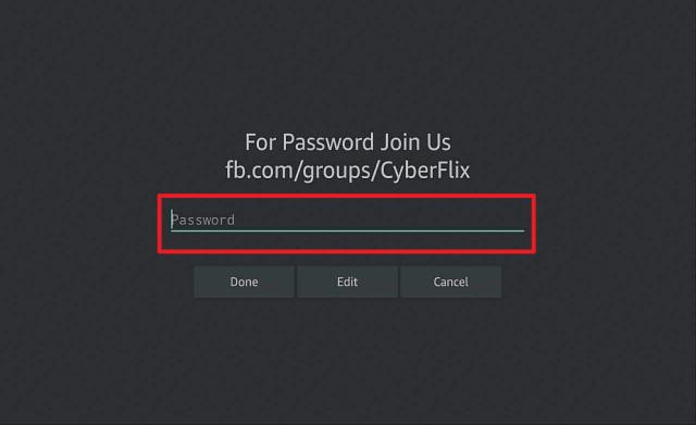 Step 15 Install Cyberflix on firestick