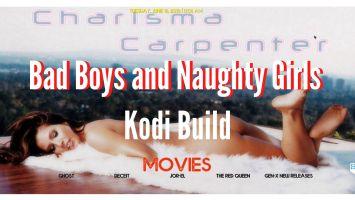 Bad boys and naughty gils kodi build