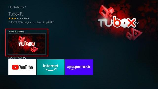 Tubox TV 4