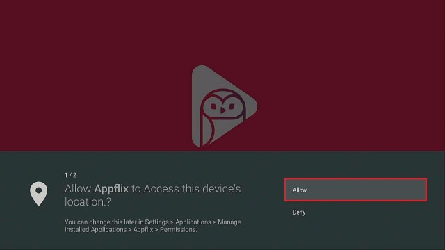 Step 15 Install Applix on Firestick