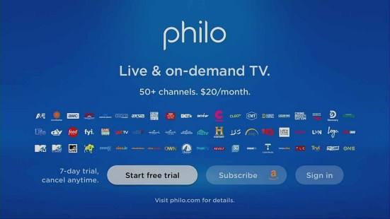 Philo: Fire TV stick Installation Guide Step 16