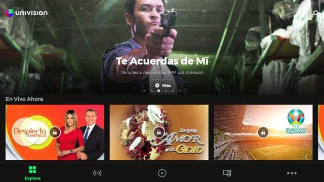 Install Univision4