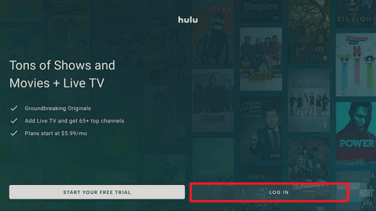 Install the Hulu App on your Fire TV Stick 18