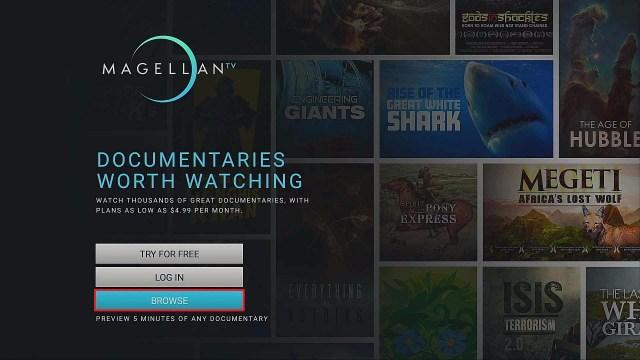 Step 6 Install Magellan TV App On Firestick