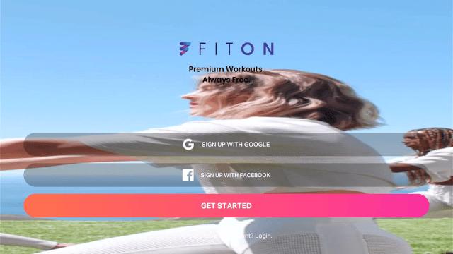 Step 19 Install FitOn Pro App on Firestick