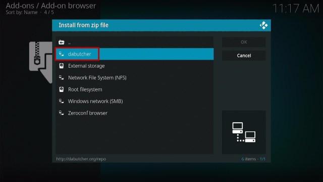 Install Add That Source Kodi Addon Step 12