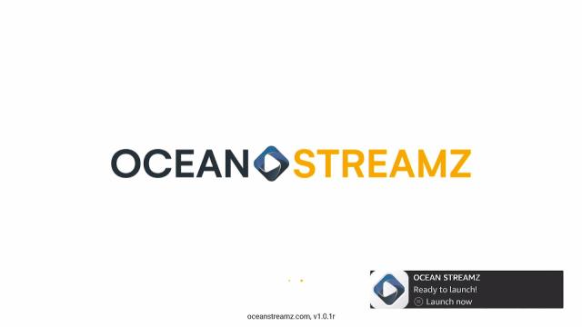 Install Oceanstreamz App on Firestick Step 19