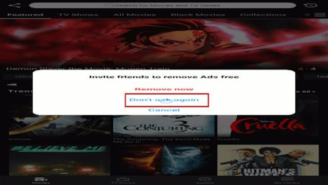 Install Vidman TV App on Firestick Step 20