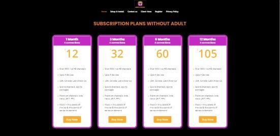 Gemini Streamz Subscription 2