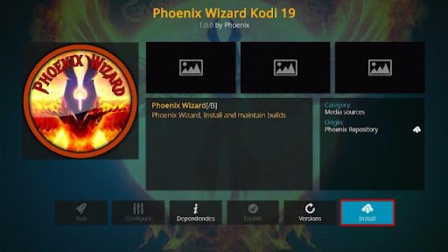Install SteamPunk Kodi Build 20