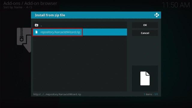 Install Topix Kodi Build 13