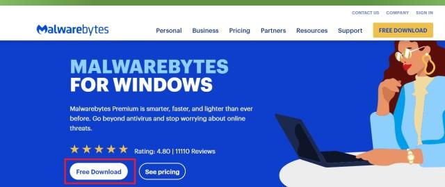 Malwarebytes Windows 4