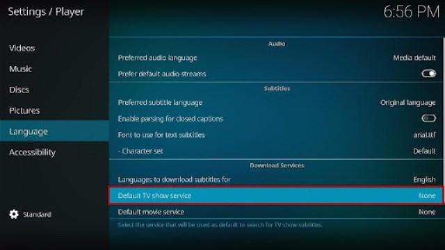 Install the Opensubtitles on your Kodi 14