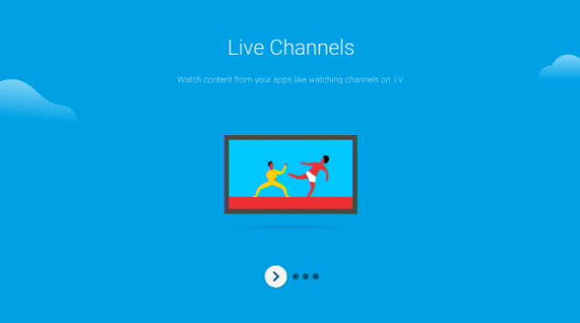 Install Live Channels App Step 16