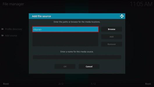 Install ReelFlix Kodi Build 7