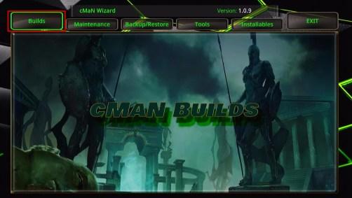 Kodi Man Build 25
