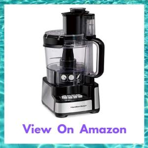 Hamilton Beach 70725A  12-cup Stack and Snap Food Processor