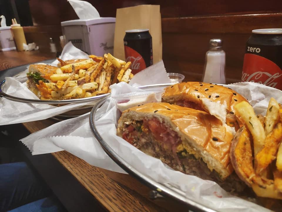 המבורגר של ויטרינה
