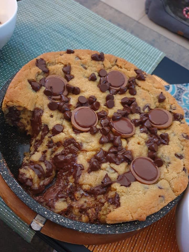 עוגייה עם ביס