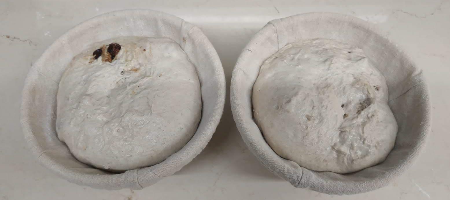 הכנת לחם מחמצת
