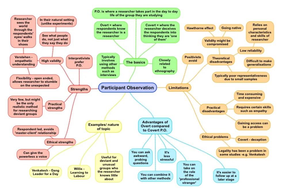 participant-observation